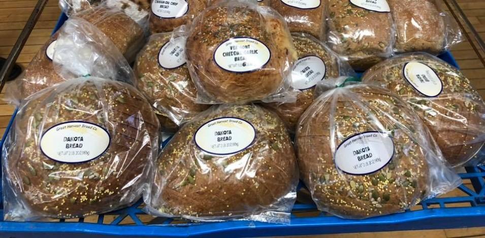 NKFP Great Harvest Bread